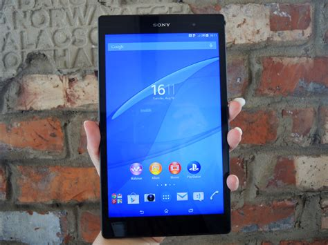 Sony Z3 Tablet Compact Malaysia sony xperia z3 tablet compact review stuff