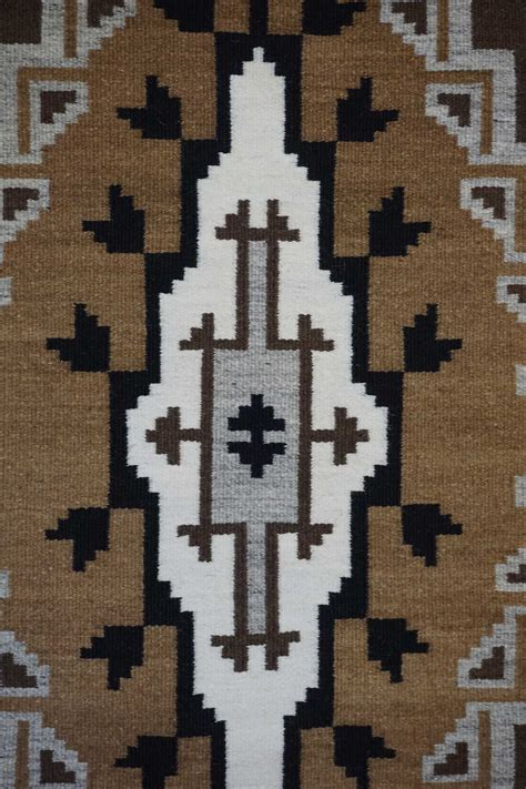 Two Grey Rugs For Sale by Two Grey Navajo Weaving 968 S Navajo Rugs