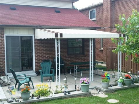 awnings aluminum sepio weather shelters