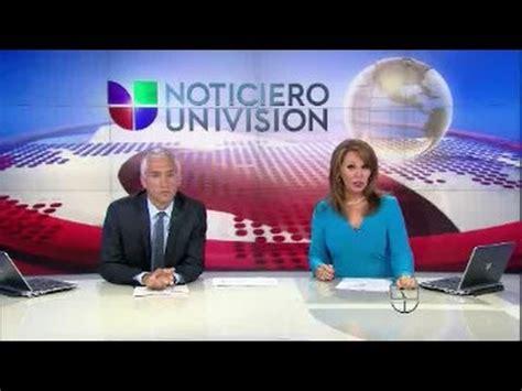 Noticias Sobre Dinero Univisioncom Univision | noticias univision m 225 s modernas y din 225 micas youtube