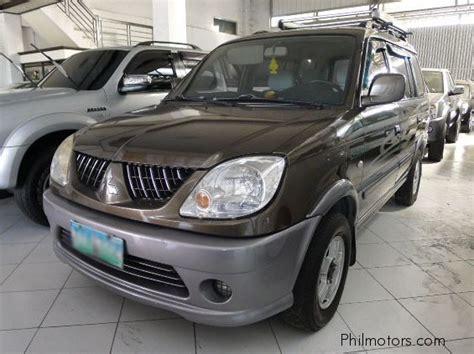 mitsubishi adventure interior design mitsubishi adventure glx in philippines picture car