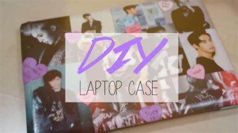 theme laptop kpop diy collage laptop case kpop edition misselectraheart
