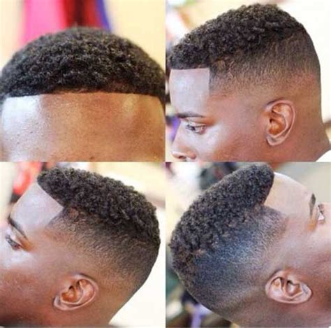 different types of fade cuts types of fade haircuts for black men find hairstyle