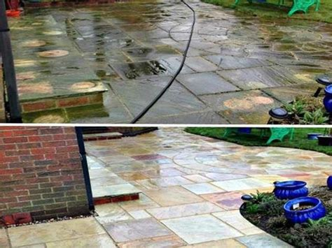 Patio Cleaning Prices by Price Guide