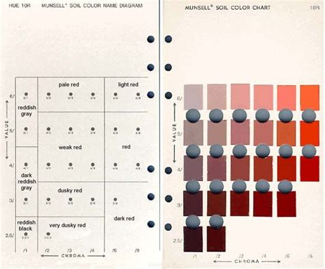 munsell color chart 84 best munsell color system images on