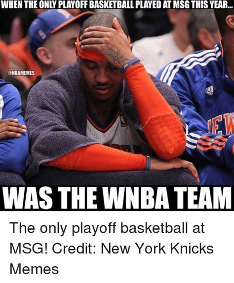 Knicks Memes - 25 best memes about wnba teams wnba teams memes