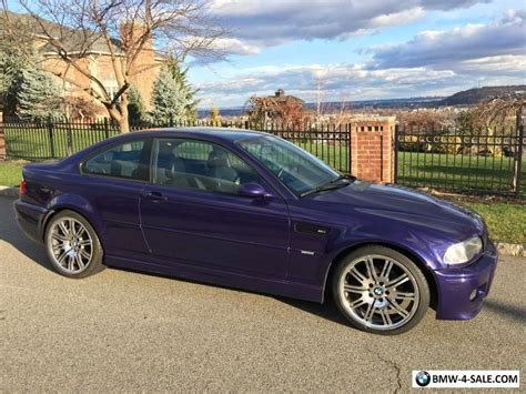 Bmw M3 2 Door by 2002 Bmw M3 2 Door For Sale In United States