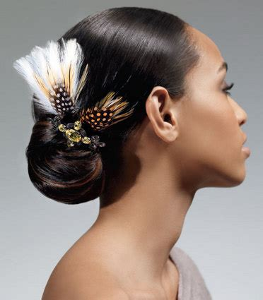 hairstyles fancy buns fancy bun hairstyle thirstyroots com black hairstyles