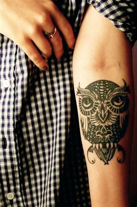 388 best images about owl tattoo on pinterest colorful