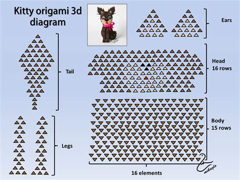 1000 images about 3d origami on tutorials 1000 images about origami on 3d origami