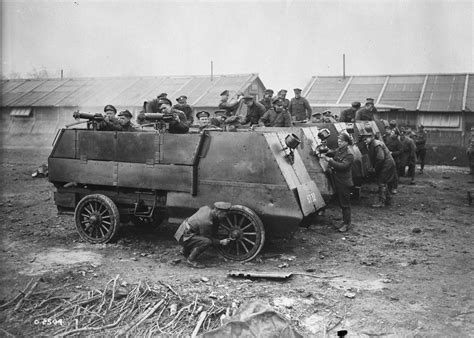 Auto Krieg by Armoured Autocar
