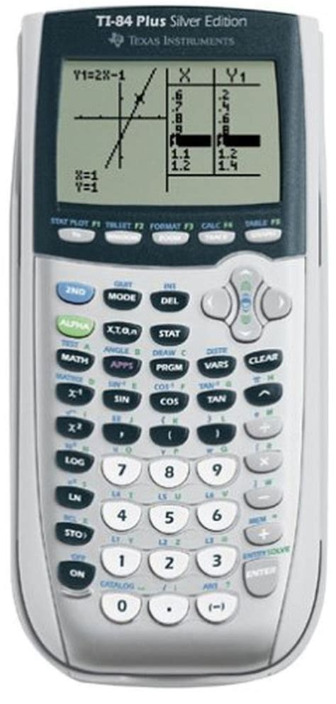 ti 84 plus color instruments ti 84 plus silver edition graphing