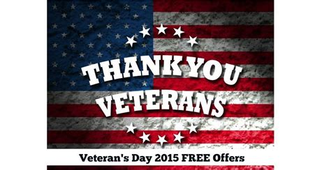 veterans day 2015 printable cards thank you veterans list of freebies on november 11