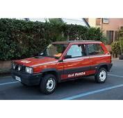 Image Gallery Old Fiat Panda 4x4