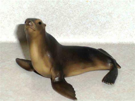Schleich Seal schleich seal sea 14365 plastic animal used