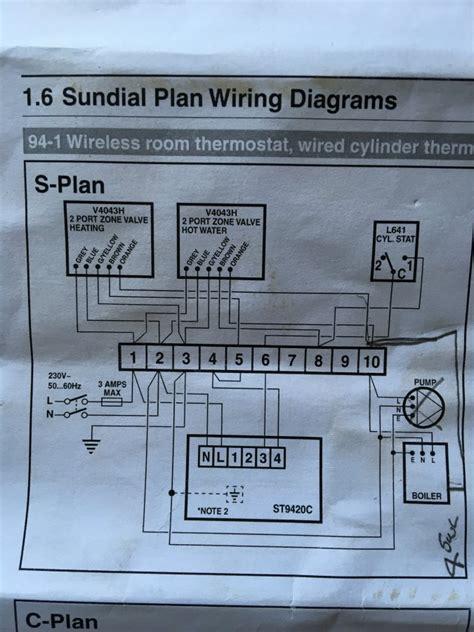 vaillant ecotec 637 boiler wiring diynot forums