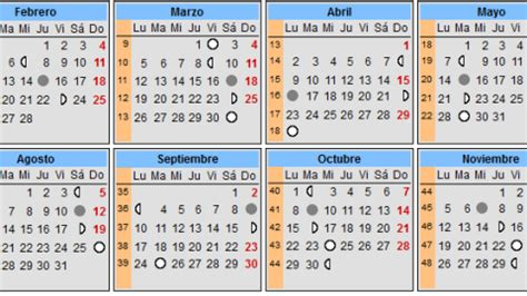 Calendario Lunar 2017 Argentina Calendario Lunar Embarazo 2017 Calendarios De Embarazo