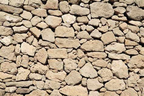 pattern structure wall yellow dry stones walls architecture construction