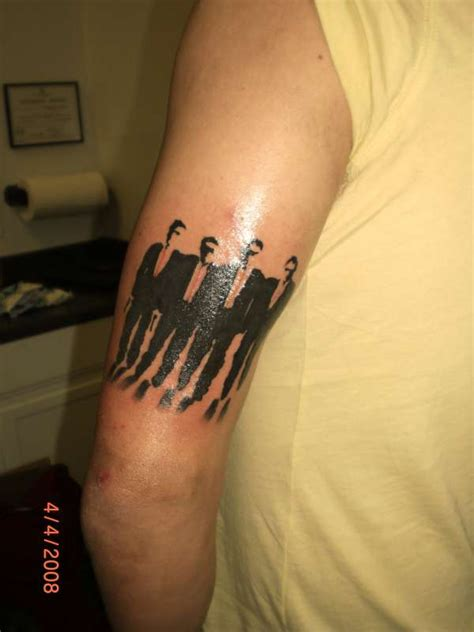 reservoir dogs tattoo