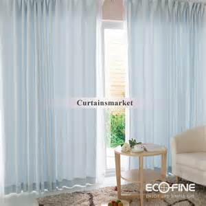 pale blue curtains bedroom living room and bedroom 2 panels light blue sheer curtains