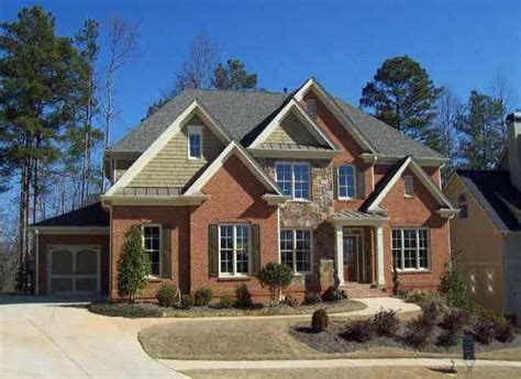new buford ga homes in waterside at lanier springs