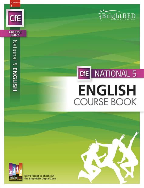 national 5 english reading brightred publishing national 5 english course book