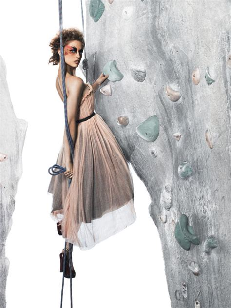 Americas Next Top Model Great Wall Photoshoot by America S Next Top Model 9 Rock Climbing