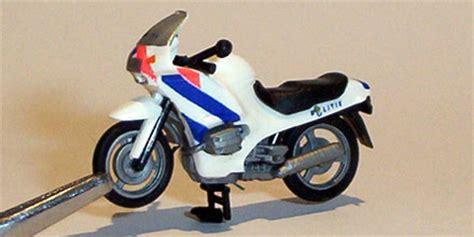 Motorrad Nach Niederlande Verkaufen by Bmw Motorrad Polizei Niederlande Herpa Modellsammlung