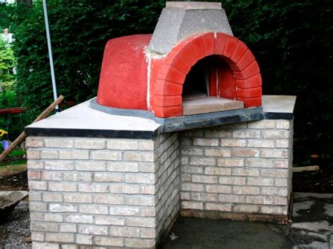 how to build a backyard brick oven how to build an outdoor brick oven