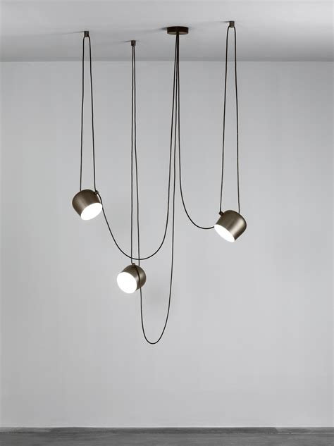 Ceiling Design Software aim contemporary style pendant lamp by flos design ronan