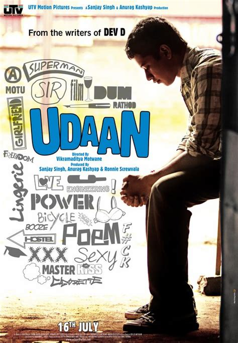 Film India Udaan | udaan movie trailer from the makers of dev d daily11