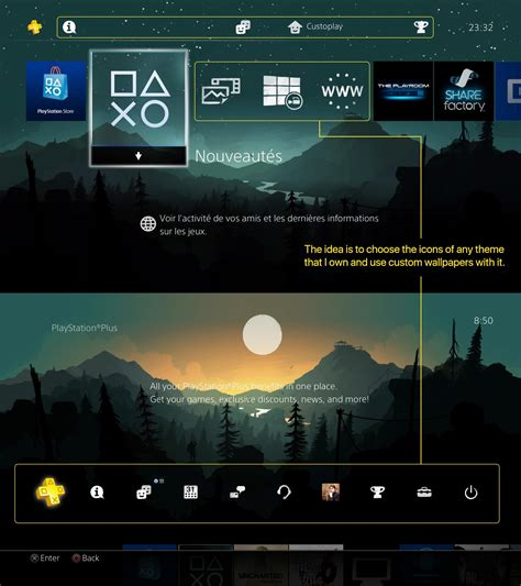 ps4 themes and backgrounds fantastic ps4 themes and wallpapers