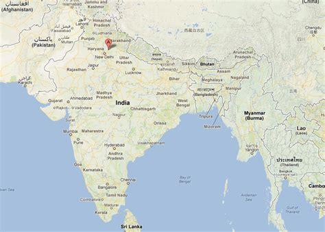 meerut on india map meerut map and meerut satellite image