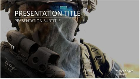 army powerpoint template free powerpoint 19197 sagefox powerpoint