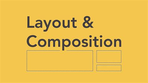 layout and composition beginning graphic design layout composition youtube