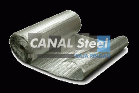 Aluminium Foil Lapis Karung jual pasang alumunium foil baja ringan jogja jual