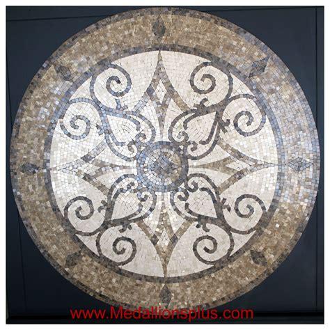 24 quot mosaic floor medallions medallionsplus com floor medallions on sale tile mosaic