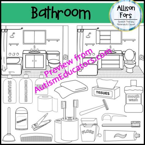 bathroom hygiene bathroom hygiene clip art