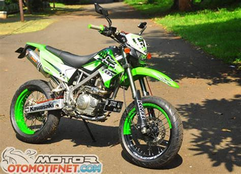 Modifikasi Kawasaki Klx 150 by Modif Klx 150 Motocross Modifikasi Co Id Modifikasi Co Id