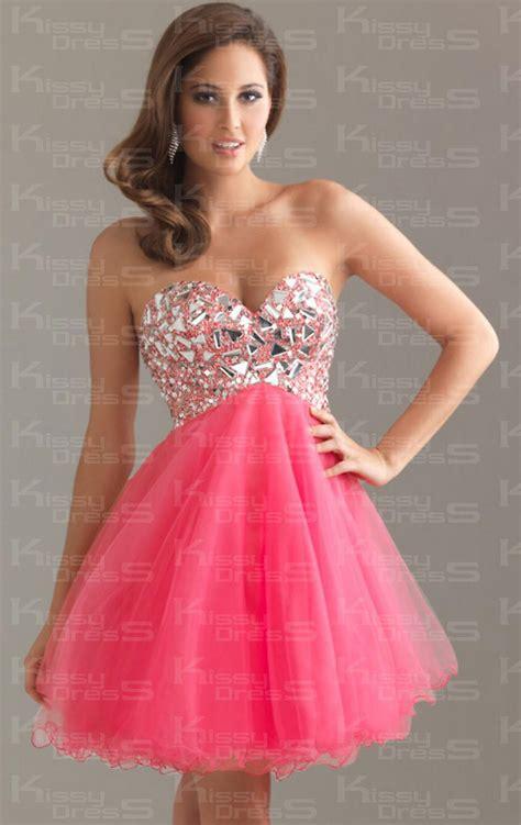Pretty Dress Semi Formal Anak 1selina strapless tulle a line sweetheart sleeveless prom dress kissydress uk