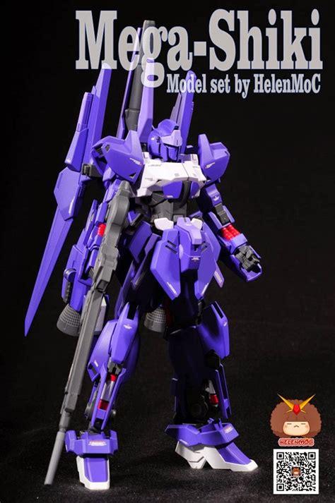 Bandai Hg 1144 Mega Shiki T2909 gundam family hgbf 1 144 mega shiki custom build