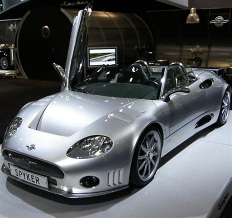 spyker convertible spyker cars simplified