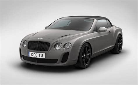 2012 bentley supersports speed record convertible