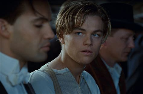 leonardo dicaprio movies billy zane and leonardo dicaprio in titanic swoon over