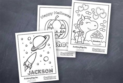 free printable personalized valentine s day coloring pages