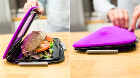 Flexibel Board Oppo R815 Original this flat lunch bag can hold your heftiest hoagie