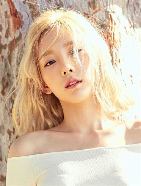 la hair return date 2016 taeyeon radiates in california for new teasers soompi