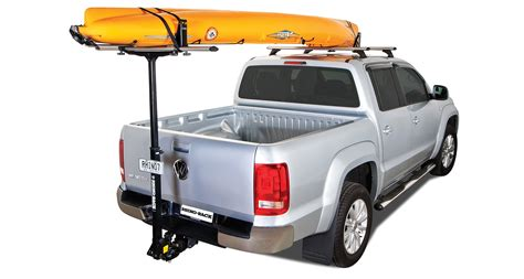 Canoe Roof Rack Loader by T Load Towball Mount Rtl001 Rhino Rack