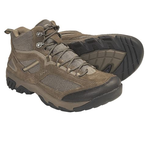 teva boots for teva verdon mid hiking boots for 5278j save 36