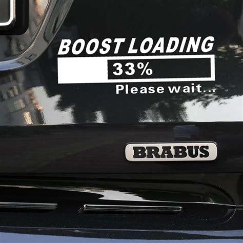 Coole Bmw Aufkleber by Aliexpress Buy 2pcs 19x7cm Funny Car Sticker
